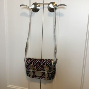 Girls Justice purse with sequins